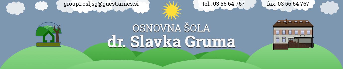 Osnovna šola dr. Slavka Gruma